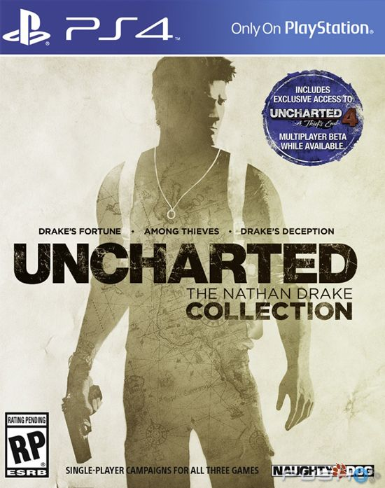 SG PS4 UNCHARTED 3