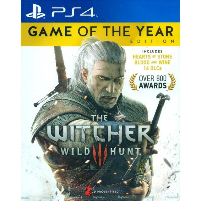 The Witcher 3 - Wild Hunt - Game of the Year Edition