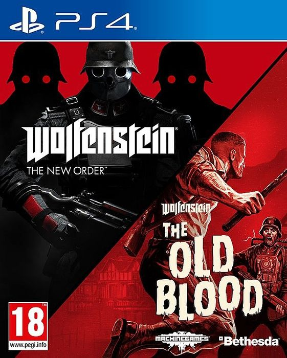Wolfenstein The New Order / The Old Blood