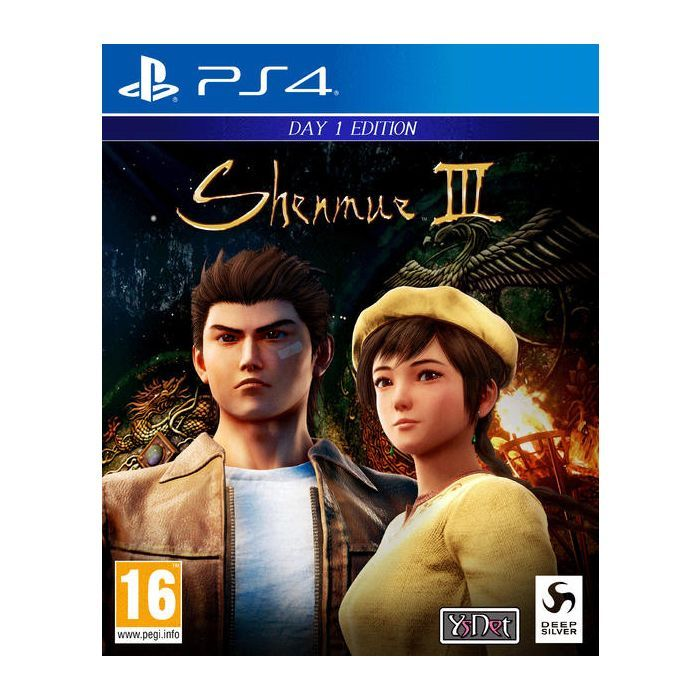 Shenmue III Day One Edition