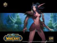 PAD WOWO NIGHT ELF-VARIOPAD