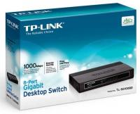 NET TP-LINK TL-SG1008D 8-PORT Gigabit 10/100/1000 switch