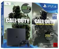 SONY PlayStation 4 slim 1TB + Call of Duty®: Infinite Warfare Legacy Edition